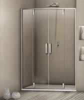Shower enclosures WW900 K4